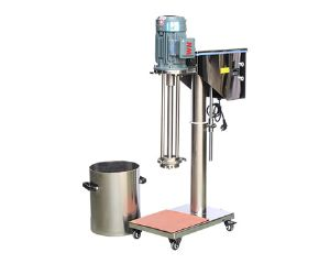 Electric Lift High Shear Mixer