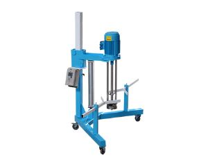 Pneumatic Lift High Shear Mixer