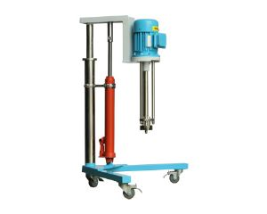 Manual Lift High Shear Mixer