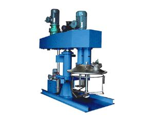 Double Shafts Disperser